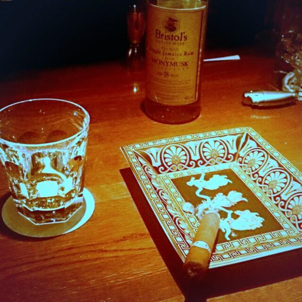 Monymusk Bristol Cl Rum